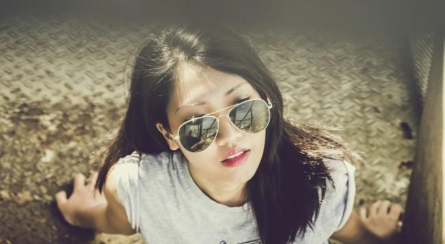 Chinesische Frauen Aussehen