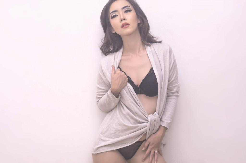 Chinesin erotisch